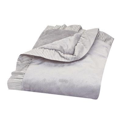 Trend Lab® Receiving Blanket - Dove Gray