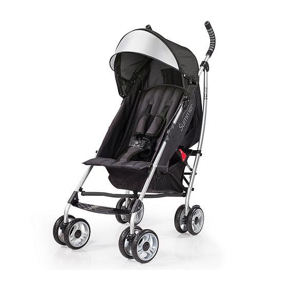 Summer Infant® 3D Lite Convenience Stroller - Black