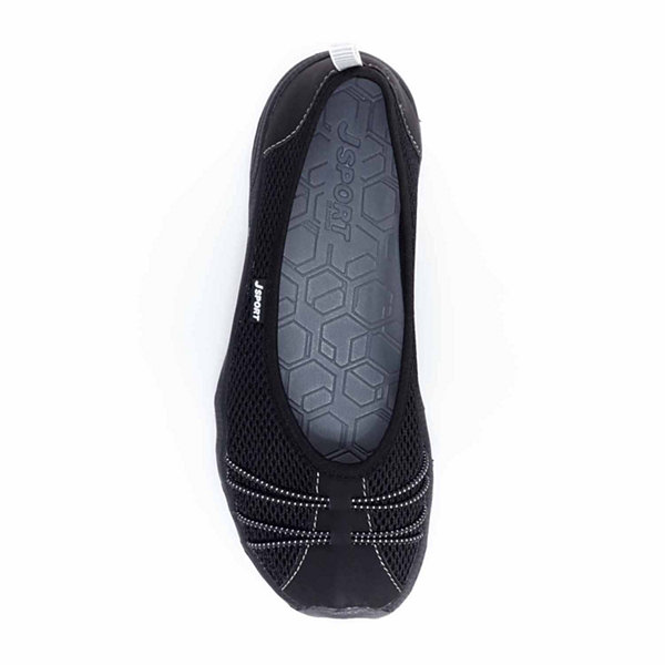 J Sport By Jambu Spin Womens Slip-On Shoes