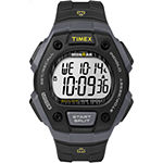 Timex Ironman Classic Mens Digital Black Strap Watch-Tw5m095009j