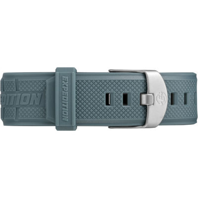 Timex Expedition Base Shock Mens Blue Strap Watch-Tw4b094009j