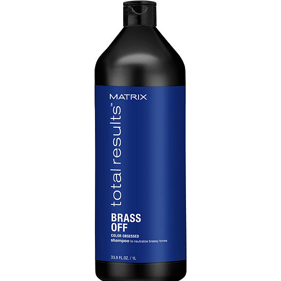 Matrix Total Results Brass Off Shampoo - 33.8 oz.