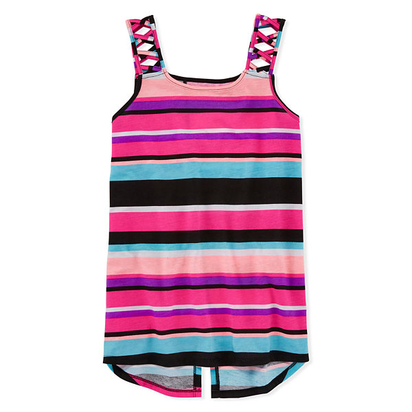 Total Girl Tunic Top - Girls 7-16 and Plus