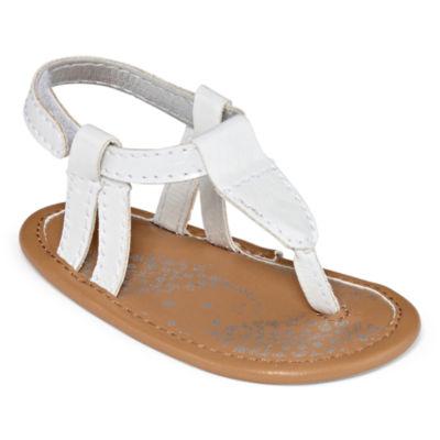 Okie Dokie Baby Girls Strap Sandals - Baby