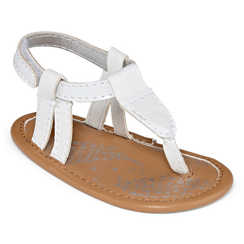 Okie Dokie Girls Strap Sandals - Toddler