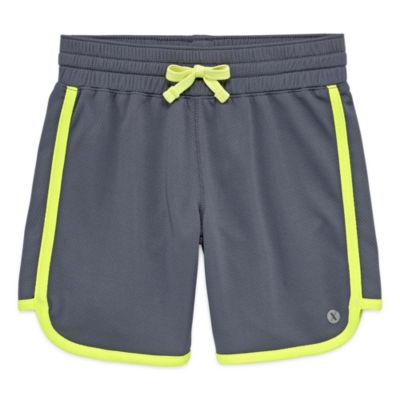 Xersion Pull-On Shorts Preschool Girls