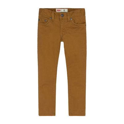Levi's Sueded Pant - Toddler Boys 2T-4T