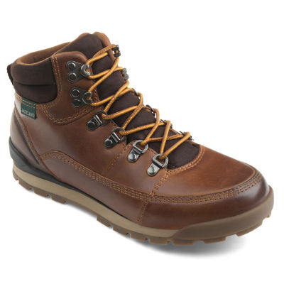 Eastland Mens Chester Hiking Boots Hook and Loop