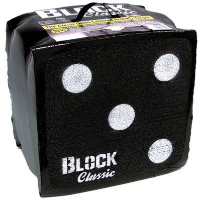 BLOCK CLASSIC 18 TARGET 18X18X16  51100