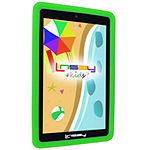 "LINSAY 7"" Quad-Core 2GB RAM 16GB Android 9.0 Pie Tablet with Kids Defender Case"