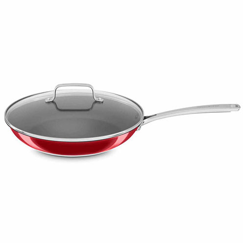 Kitchen Aid Stainless Steel Non-Stick Skillet