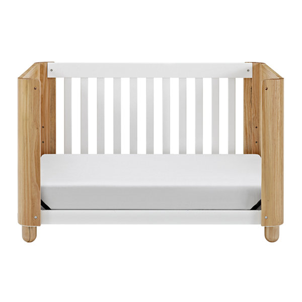 Status Roland 3-in-1 Convertible Crib - White