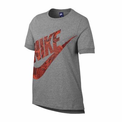 Nike® Short Sleeve Crew Neck T-Shirt