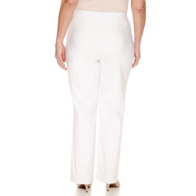 Worthington® Pull On Luxe Ankle Pants - Plus