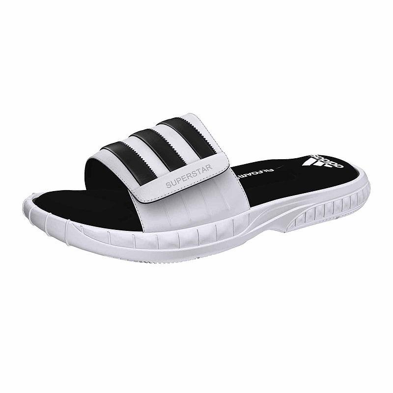 6c98f3b2936f44 UPC 886398578181 product image for adidas Superstar 3G Mens Slide Sandals