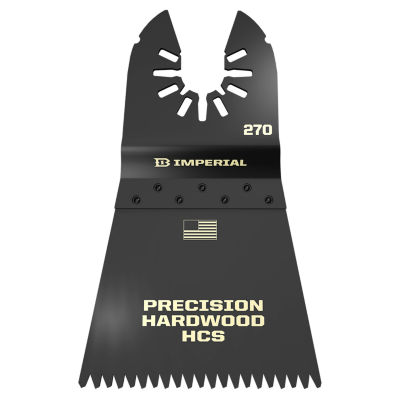 """Imperial Blades Llc Iboa270-1 2-1/2"""" One Fit Japanese Precision Hcs Blade"""