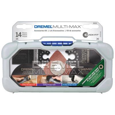 Dremel Mm388 Oscillating Tool Accessory Kit 14 Piece