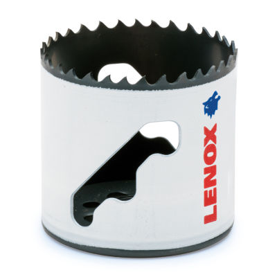 "Lenox 1772003 2-1/8"" Bi-Metal Hole Saw"