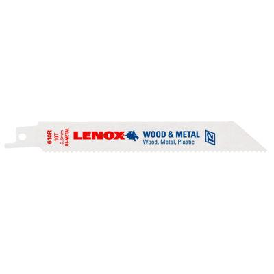 "Lenox 20561-S610R 6"" 10 Tpi Multi Purpose Reciprocating Saw Blade"