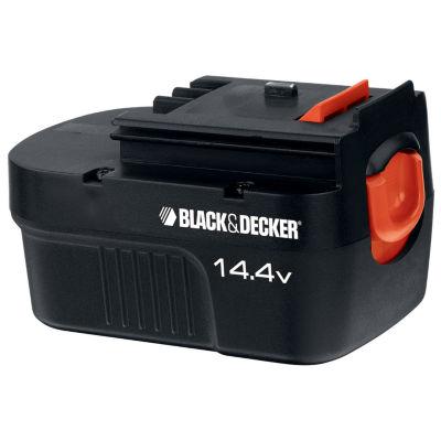 Black & Decker Power Tools Hpb14 14.4 Volt Spring Loaded Slide Battery Pack