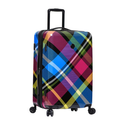 Body Glove Tartan 26 Inch Hardside Luggage