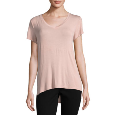 Ambrielle Knit Essential Pajama Top