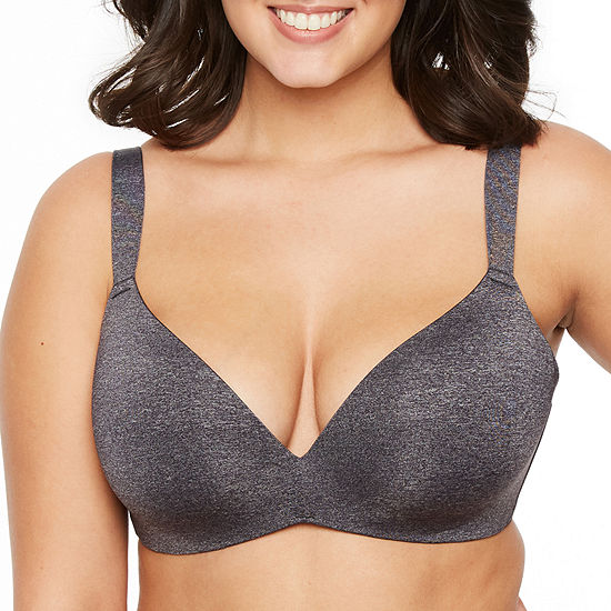 Ambrielle Wireless Full Coverage Bra