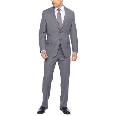 Collection by Michael Strahan  Grid Classic Fit Suit Jacket