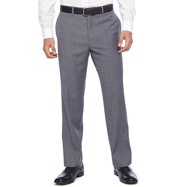Collection by Michael Strahan  Grid Classic Fit Suit Pants
