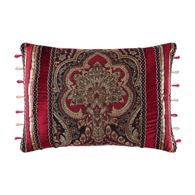 Five Queens Court Remington Boudoir Pillow