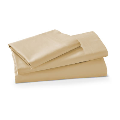425 Thread Count Solid Sheet Sets and Pillowcases