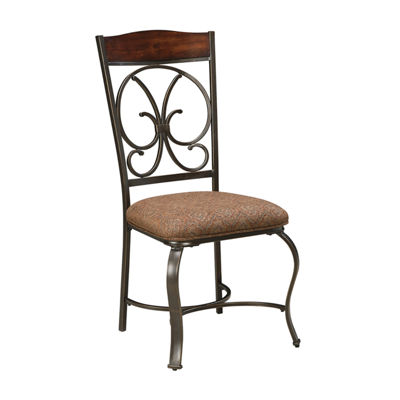 Signature Design by Ashley® Glambrey Set of 4 Dining Chairs