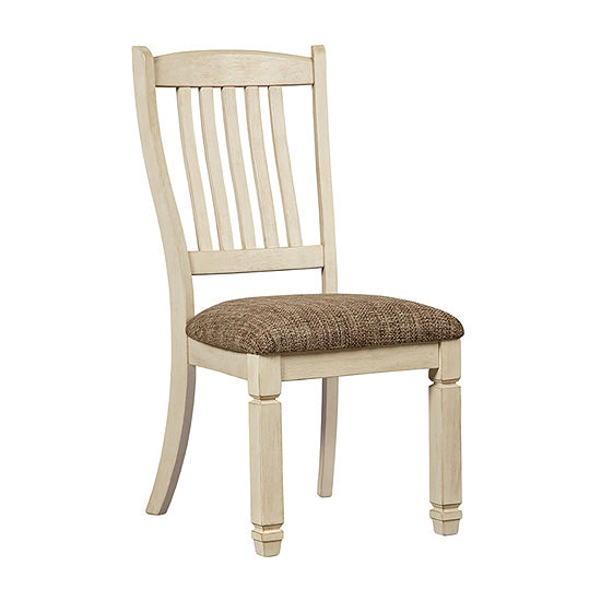 Signature Design By Ashley Roanoke Set Of 2 Upholstered Chairs