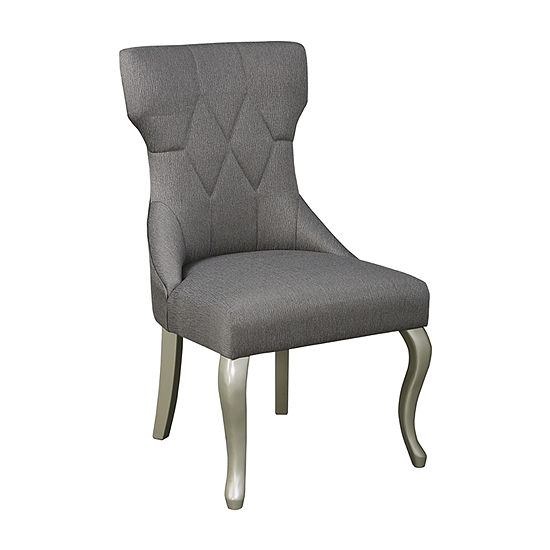 Signature Design by Ashley® Coralayne Upholstered Side Chairs-Set of 2