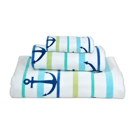 Destinations Wellfleet Bath Towel Collection
