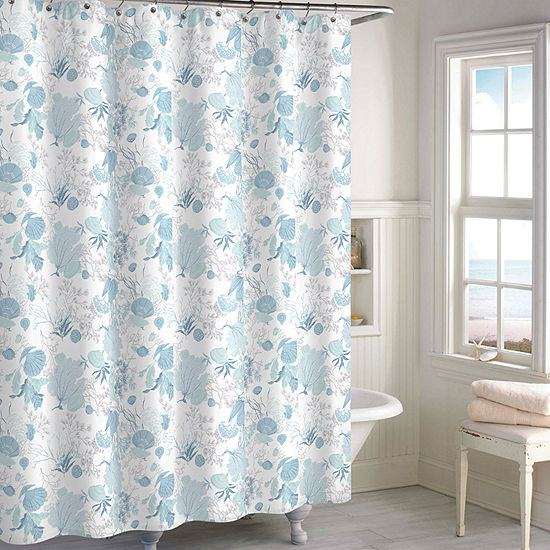 Destinations Cove Bay Shower Curtain