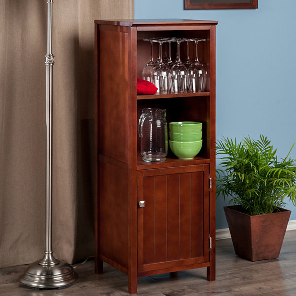 Winsome Brooke Jelly Cupboard with 2 Shelves