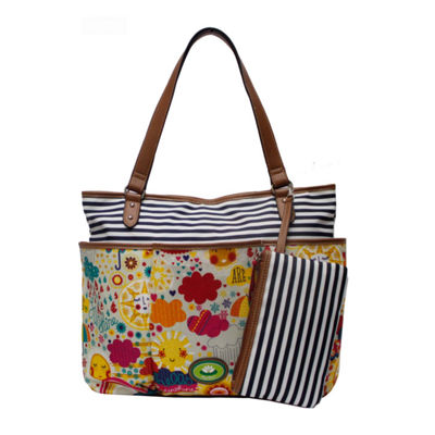 Lily Bloom Nessa Tote Bag