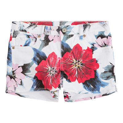 Levi's Jet Set Shorty Shorts - Big Kid Girls