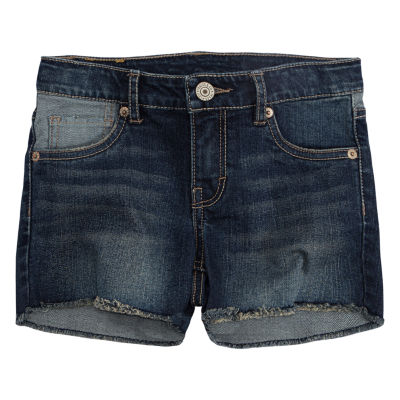 Levi's Altered Shorty Shorts - Big Kid Girls