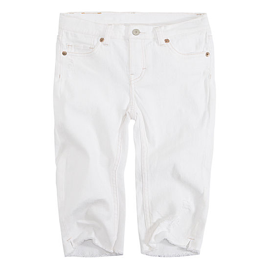 Levi's Denim Skimmer Shorts - Girls 7-16