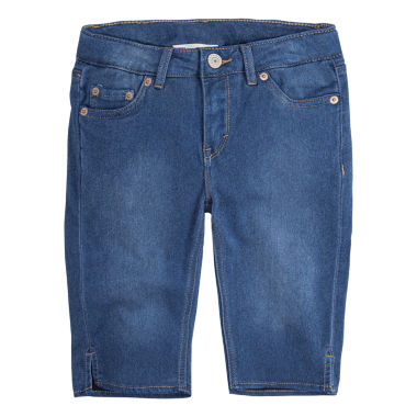 Levi's Everyday Bermuda Shorts - Big Kid Girls