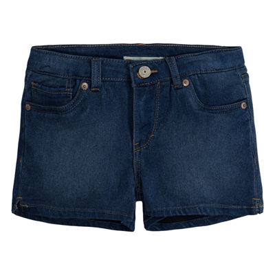 Levi's Girls Denim Short - Big Kid