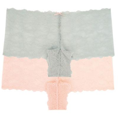 Dorina Layla 2 pack Polyamide Hipster Panty
