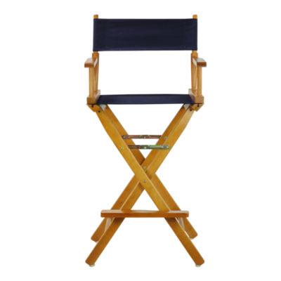 Director's Chair Honey Oak Frame