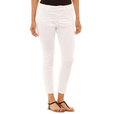 St. John's Bay Skinny Ankle Jean
