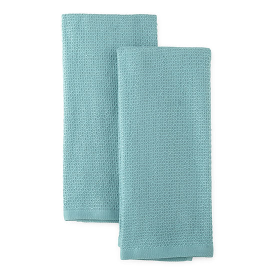 Honeycomb 2-pc Kitchen Towel