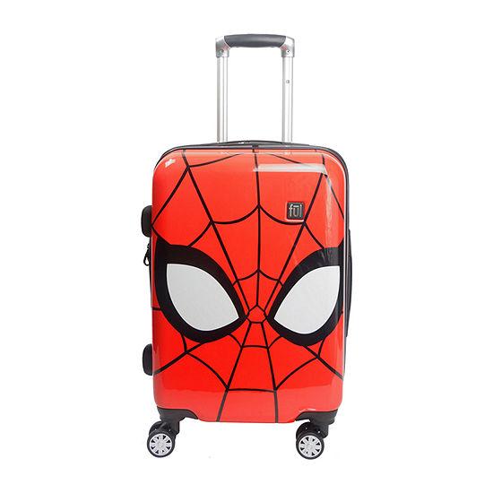 Ful Spiderman Spiderman Hardside Lightweight Luggage