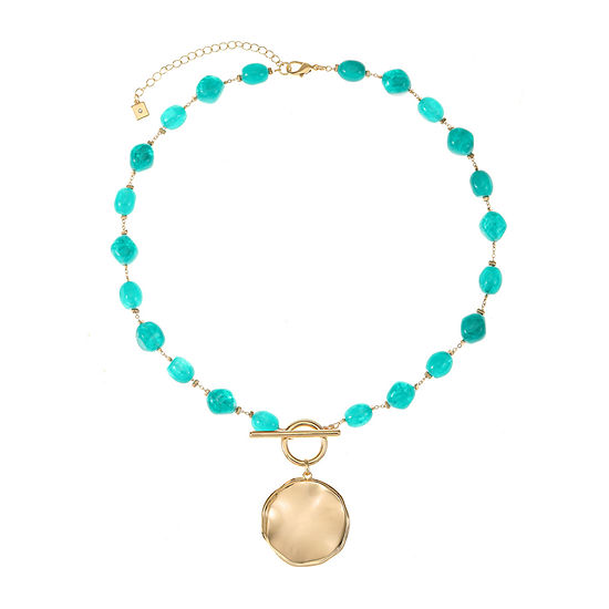 Worthington 20 Inch Rolo Pendant Necklace