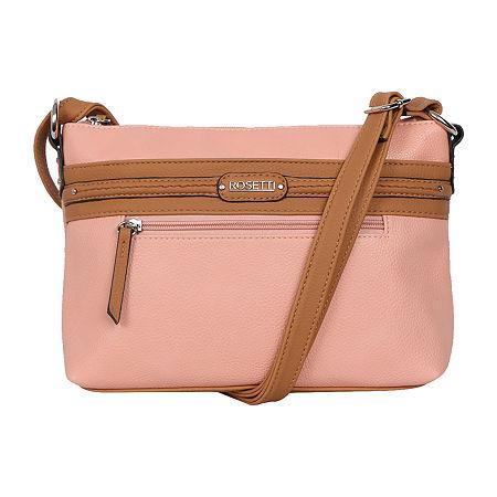 Rosetti Tanya Reface Mini Crossbody Bag, One Size , Orange